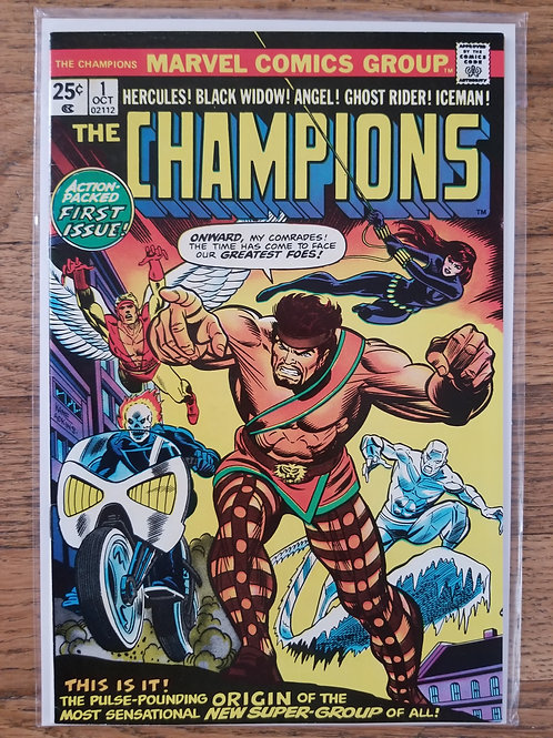 Champions 1 front