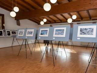 VIII. Fotoausstellung 16. Nov. bis 17. Nov. 2019 Bilder vom Aufbau + Eröffnung