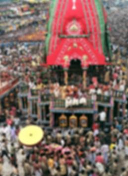 Puri, Orissa Ratha Yatra festival ©Cristian Castelnuovo