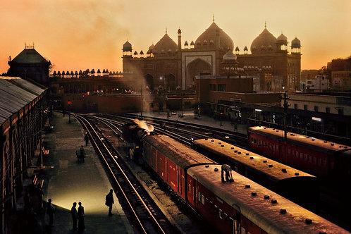 Agra ©Steve Mc Curry