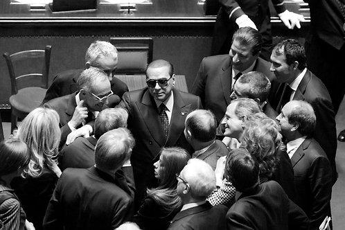 Silvio Berlusconi ©Cristian Castelnuovo