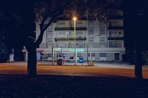 Il silenzio prima del nuovo giorno © Bachis