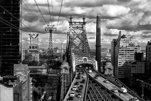 View of the Queen's Bridge New York  © Marco Menghi