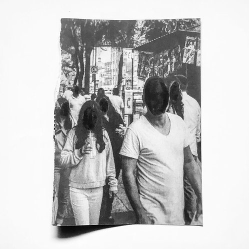 Senza volto, Evoluzione del difetto © Marcello Nocera