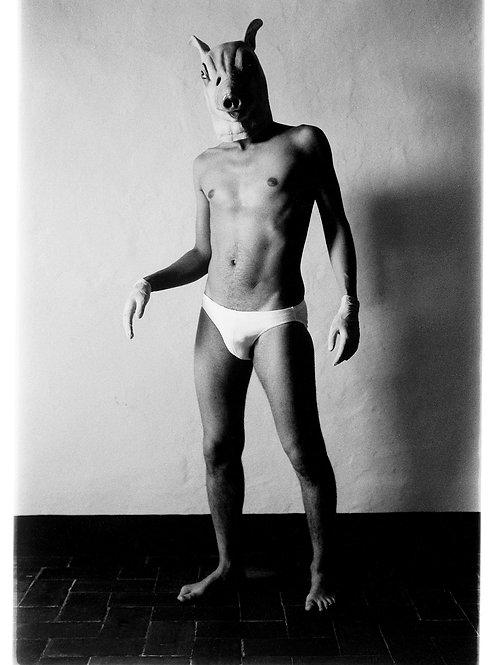 Stamattina nello specchio © Alessandra Baldoni