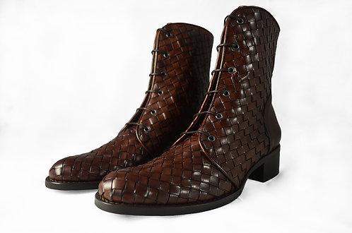 經典編織軍靴