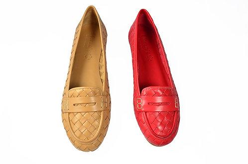 編織樂福鞋