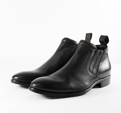 鹿皮騎士靴