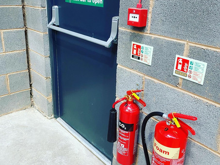 Why does your business need Fire Extinguishers?
