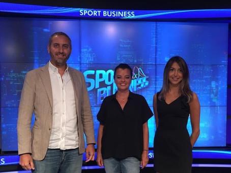 Beren Çetiner ve Arda Coşkun Sports TV'de