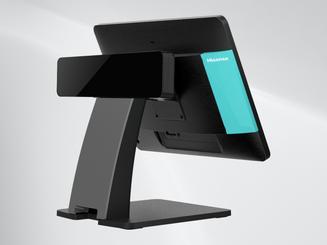 VFD Customer-facing Display 2x20 Characters - HK560