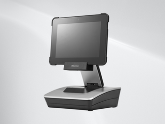 Smart Docking Station with or without 58mm integrated thermal receipt printer