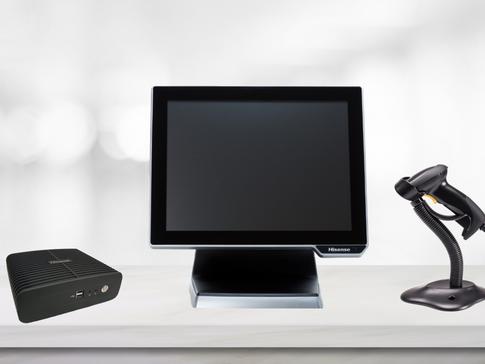 Hisense Touch Screen with HK500E Super B