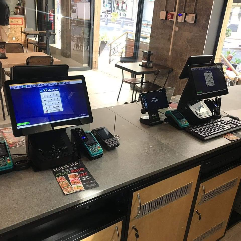 Hospitality Point of Sale System