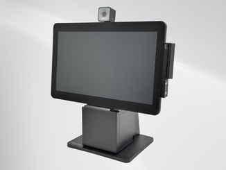 2D Operator-facing Barcode Scanner (Supports 1D and 2D Scans)