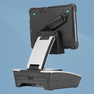 Hisense Tablet on Smart Dock rear view.p