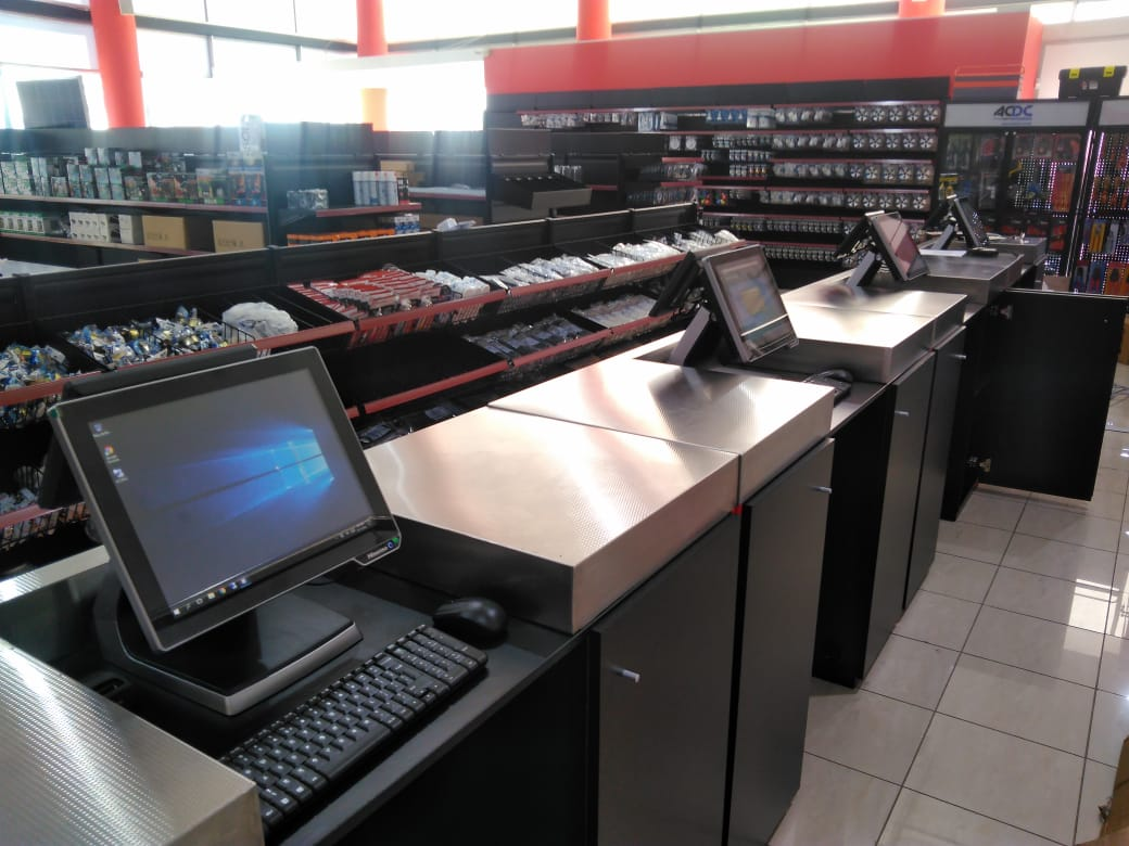 Retail Hisense PoS System