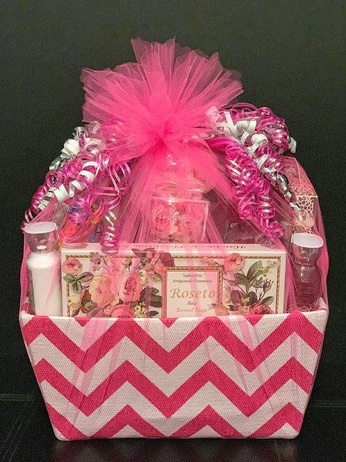 Pink Passion Basket