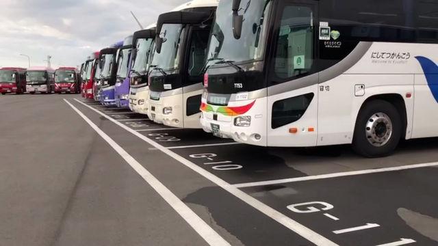 ★オリンピック 大型バス 夢の大集合★