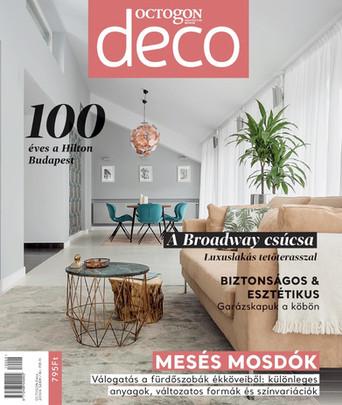 Octogon Deco Magazin 2019/4