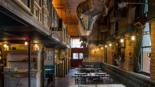 Krak'n Town - Steampunk Saloon - Budapest