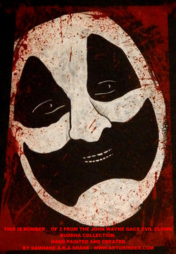 GACY FACE CERTIFICATE