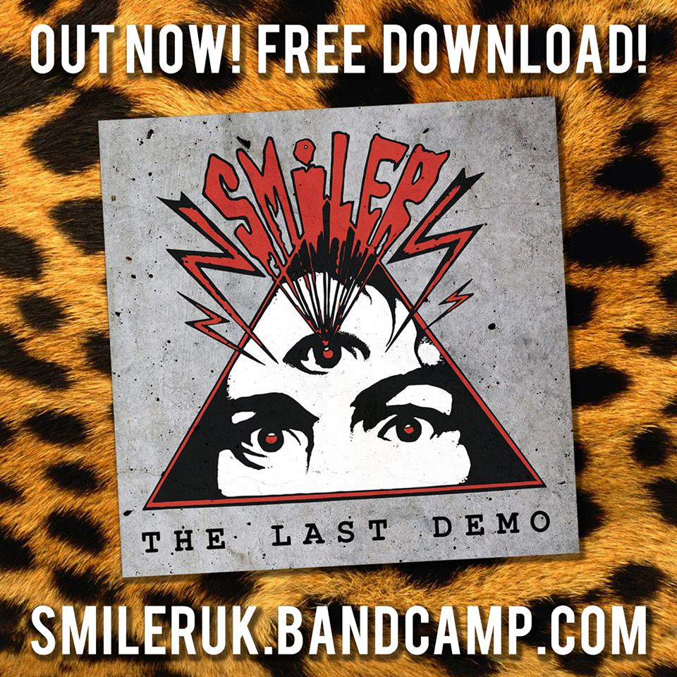 SMILER COVER ART