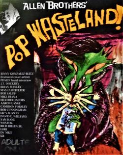 Pop Wasteland issue 4