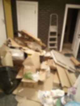 уборка после строиельства