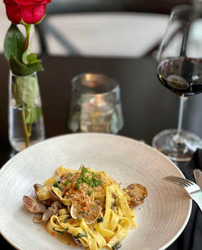 Tagliatelle with Clams