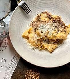 Delicious house-made pasta