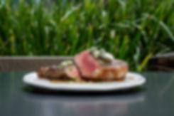 Prime New York Strip Steak