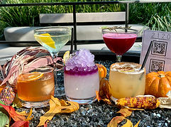 Some of the Best Cocktails in Downtown Seattle at 2120