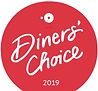 Opentable Diners' Choice Award awarded to our restaurant by Opentable diners.