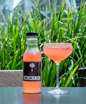 Some Like it Hot - One of our To Go Cocktails