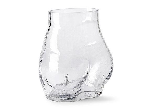Vaas glas billen - HK Living