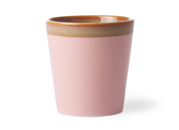 Koffiemok Pink - HK Living