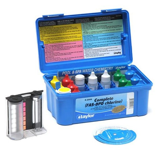 Taylor Chemical Test Kit