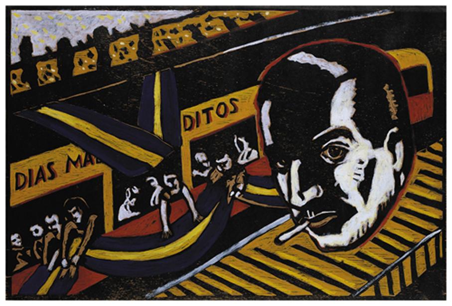 B.Dias malditos(93)