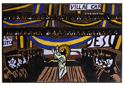 C. Jesucristo entrando a la cancha de Boca(93)