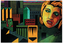 H.Largo atardecer de marzo(2003)