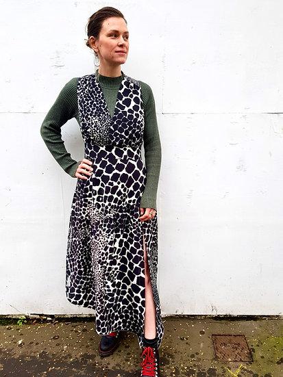 Lynn Pinafore **PAPER** Sewing Pattern