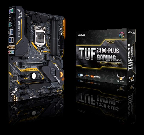 MBO ASUS TUF Z390-PLUS GAMING