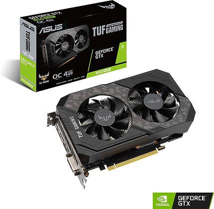 GPU ASUS TUF GAMING GTX-1650 SUPER 4GB