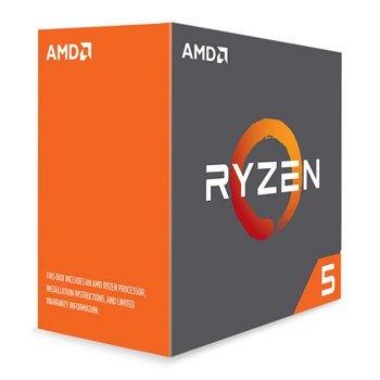 AMD Ryzen 5-1400