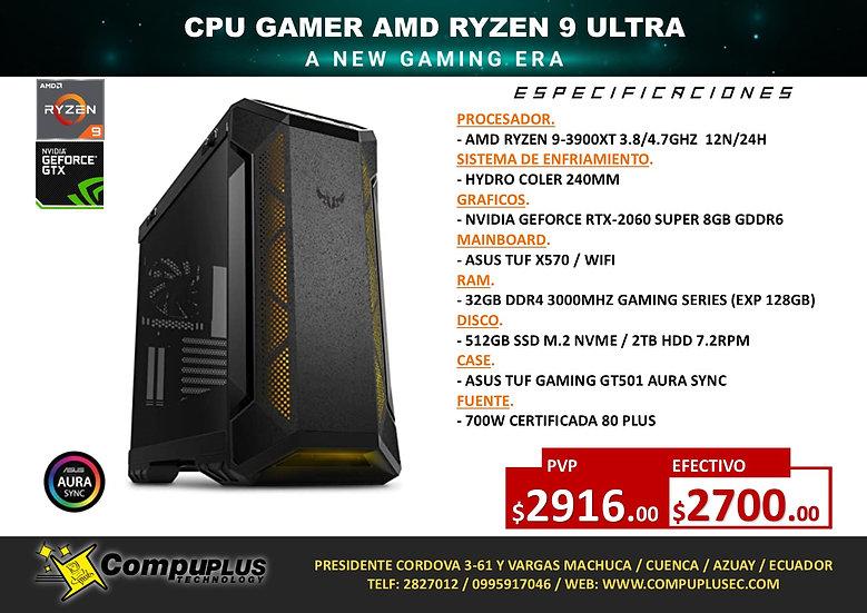 CPU GAMER AMD RYZEN 9 ULTRA
