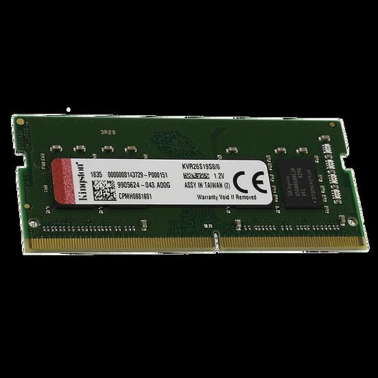SO-DIMM KINGSTON 8GB 1600MHZ DDR3