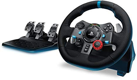 VOLANTE LOGITECH G29 DRIVING FORCE PS4