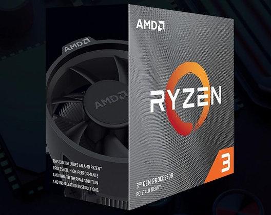 AMD RYZEN 3 - 3100