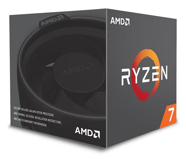 AMD Ryzen 7-1700